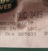 MUC3489  RUBBING STRIP LEFT HAND REAR DOOR