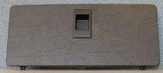 AWR7000LNF  Inspection Hatch Seat Base Ash Grey