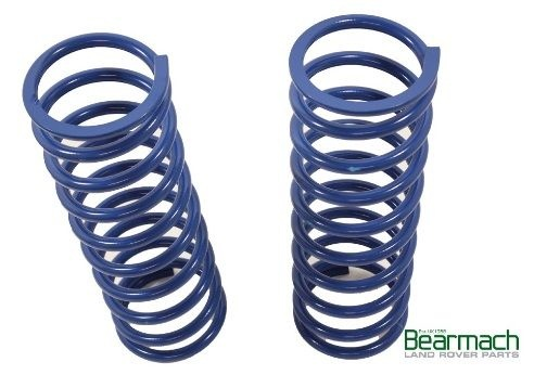"""BA2254 - Front Discovery 1 Heavy Duty Springs 50"""" Lift"""