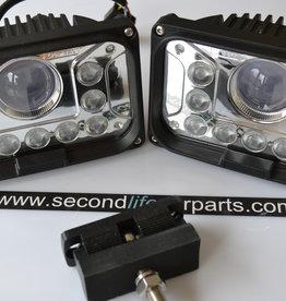 Led Headlight  Square 5X7