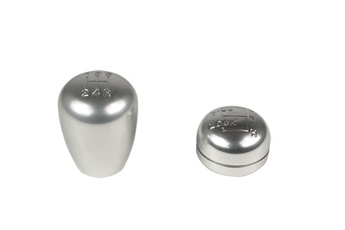 TF929  Alloy gear and transfer box knobs
