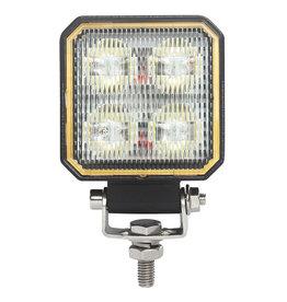 Werklamp 20 Watt vierkant E-keur