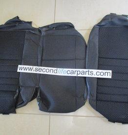 PUMA 60/40 SEAT TRIM KIT BLACK SPAN MONDUS