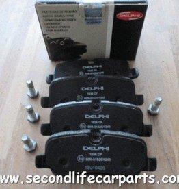 delphi lr019627g BRAKE PAD SET