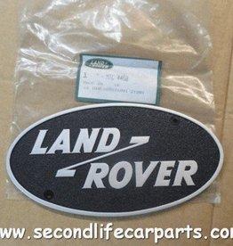Land Rover mtc4460 TAILGATE BADGE HI-CAP