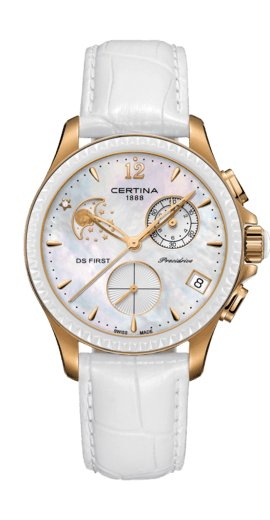 Certina Certina DS First Lady Chronograph Moonphase 38 mm.