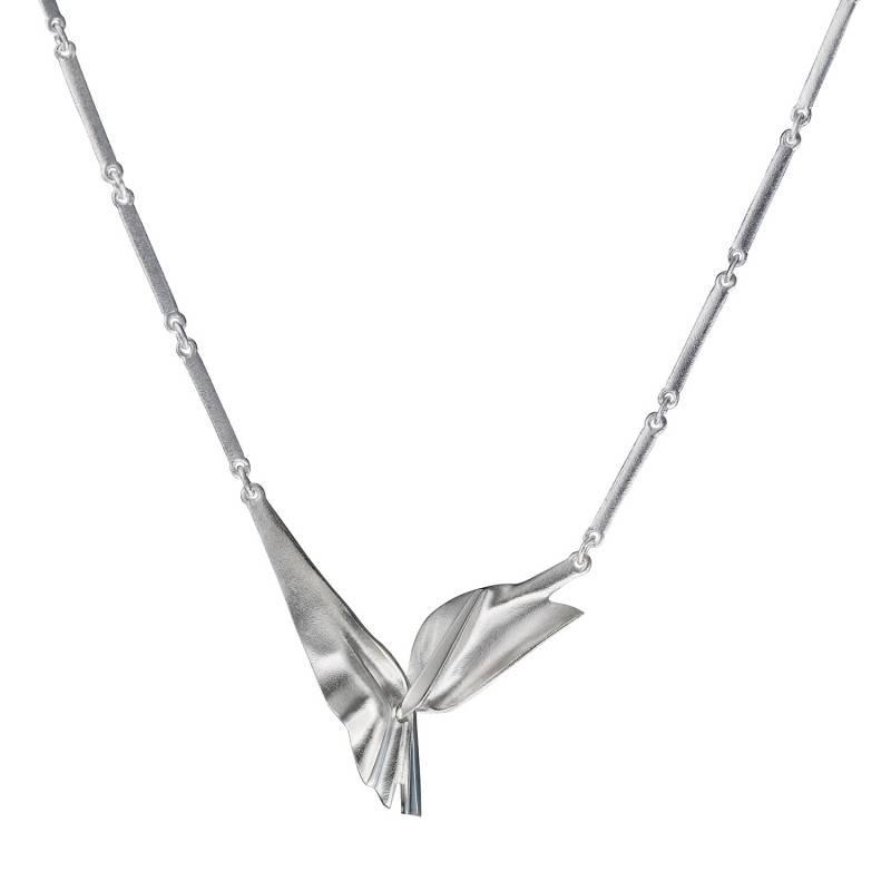 Lapponia Lapponia Tango zilveren collier