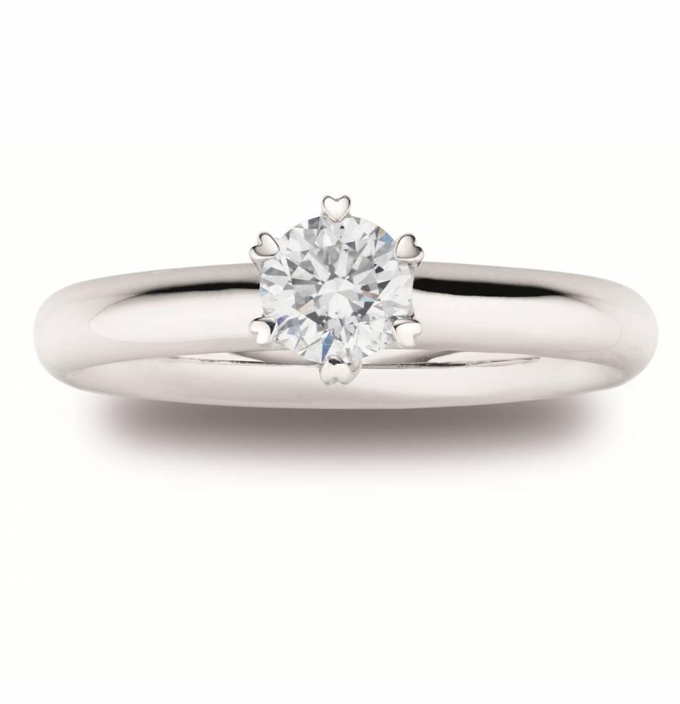 Capolavoro Capolavoro ring met diamant