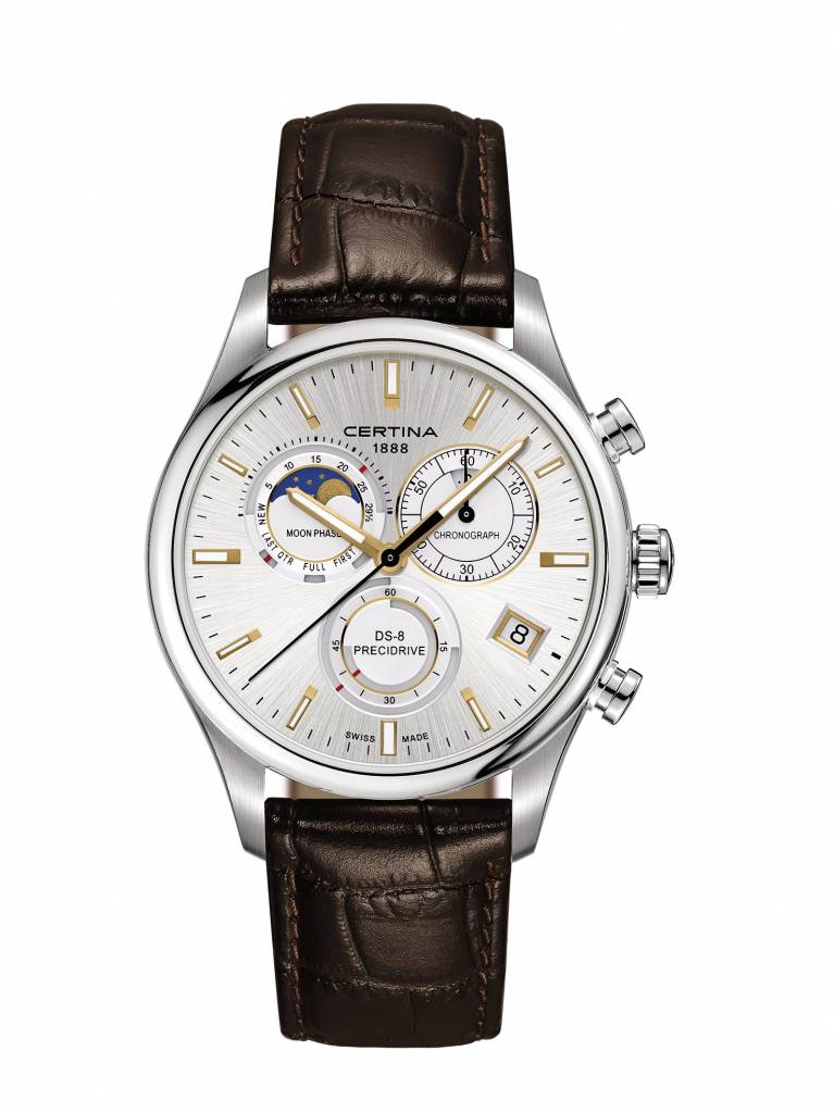 Certina Certina DS-8 Chronograph Moon Phase 42 mm.