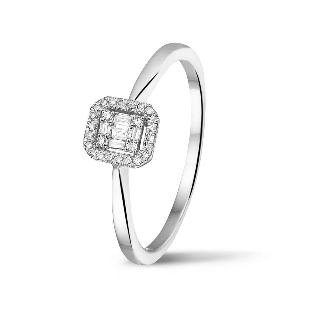Private Label CvdK Private Label CvdK  gouden ring diamanten