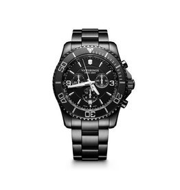Victorinox Victorinox Maverick Chrono Black Edition, Quartz 43mm