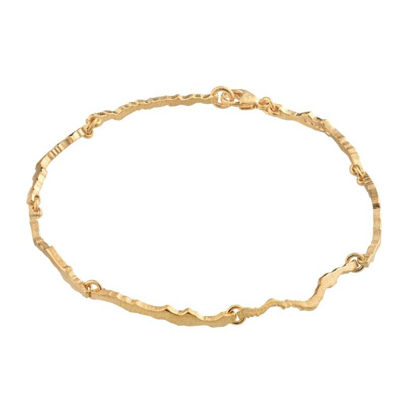 Lapponia Lapponia Moonlit Eve 14kt. gouden Armband