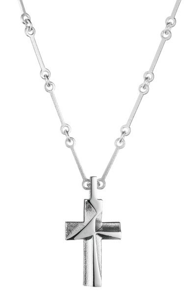 Lapponia Lapponia My Hope zilveren collier