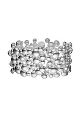 Lapponia Lapponia Winter Pearl zilveren armband