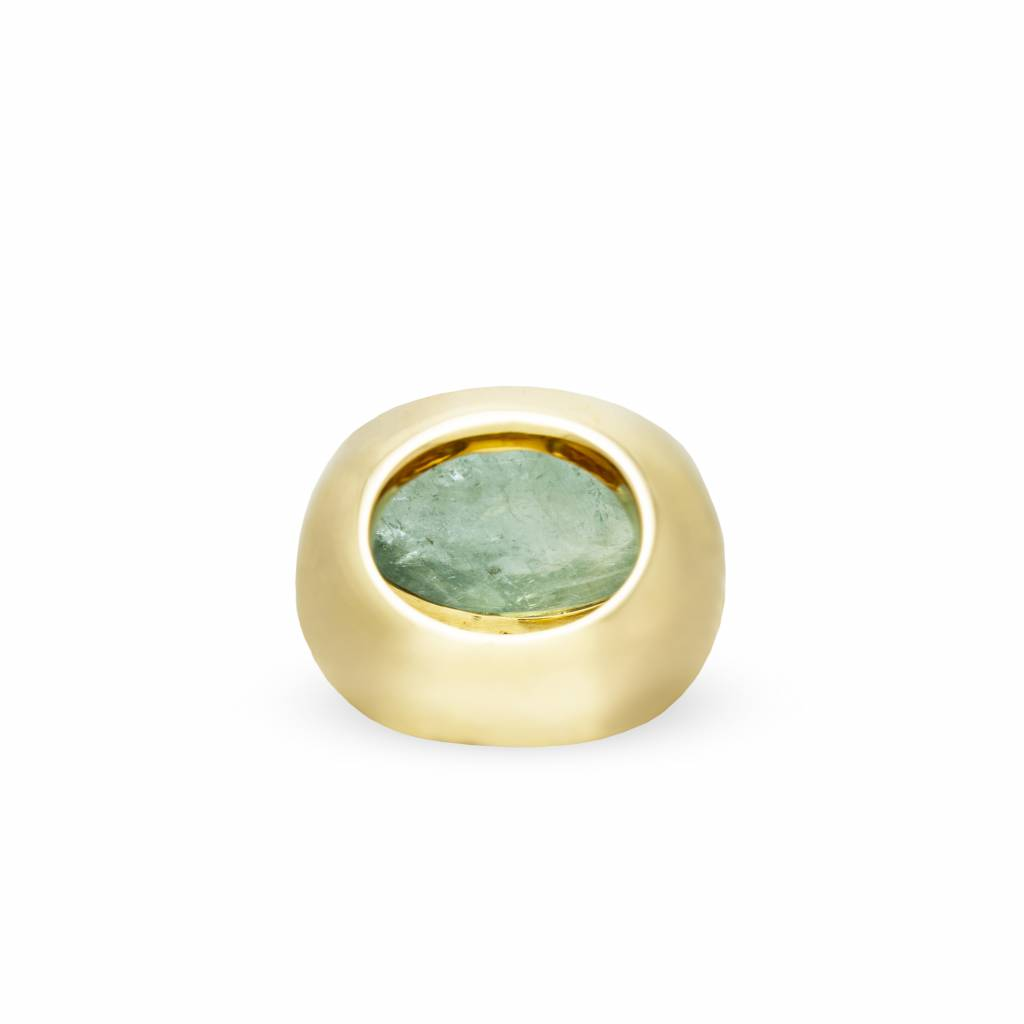 Private Label CvdK Private Label CvdK  gouden ring beryl