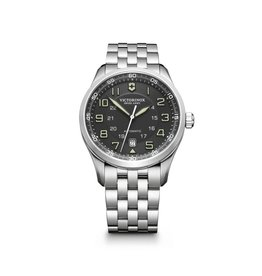 Victorinox Victorinox AirBoss Mechanical 42mm Antraciet