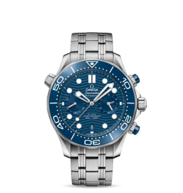 Omega Omega Seamaster Diver 300M Co-Axial Master Chronograph 44mm