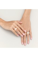 Pomellato Pomellato Iconica Rosegouden Ring Medium 18k
