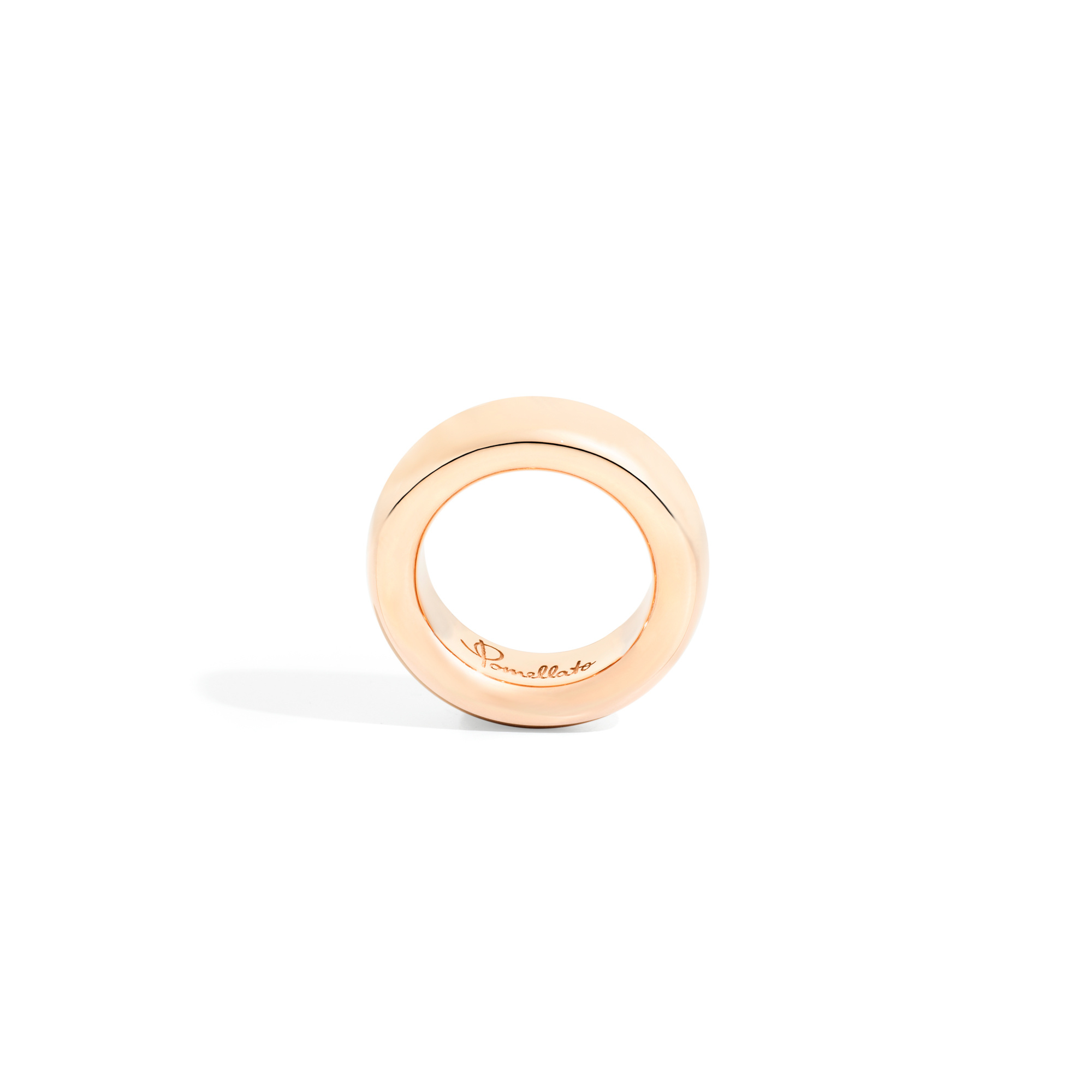 Pomellato Pomellato Iconica Rosegouden Ring Medium 18k