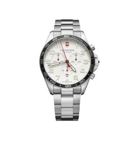 Victorinox Victorinox Fieldforce Chronograph Wit 42mm