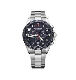 Victorinox Victorinox Fieldforce Chronograph Blauw 42mm