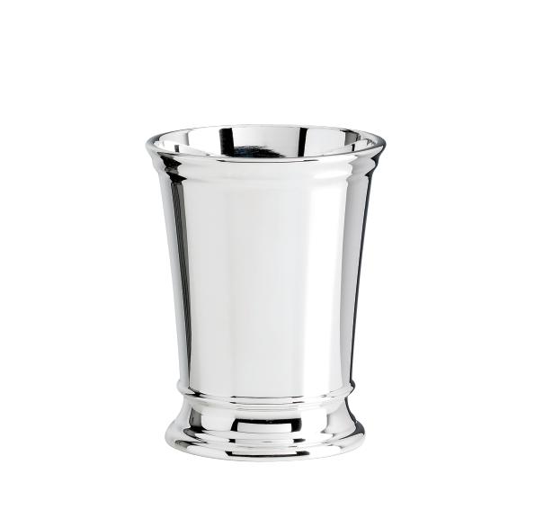 Een zilveren beker 9,0cm