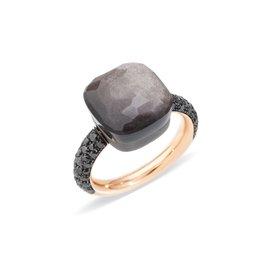 Pomellato Pomellato Nudo Maxi ring Obsidiaan