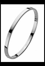 Fjory Fjory armband witgoud met zilveren kern