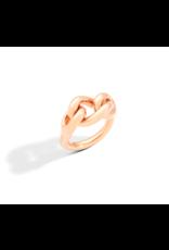 Pomellato Pomellato Tango Catene ring in 18 krt. roségoud