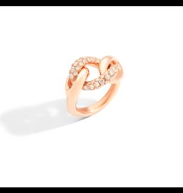 Pomellato Pomellato Tango ring met witte diamanten