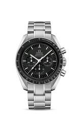 Omega Omega Speedmaster Moonwatch Professional Chronograph 42 mm ''Collectors Edition'' edelstalen kast en band - zwarte wijzerplaat - Saffierglas