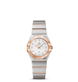 Omega Omega Constellation Quartz