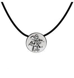 Lapponia Lapponia Informetta zilveren collier