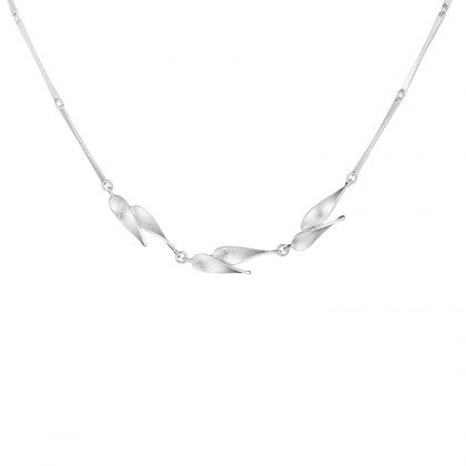 Lapponia Lapponia Memory of Summer zilveren collier