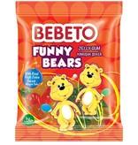 BEBETO Jelly Gum Funny Bears (80g)