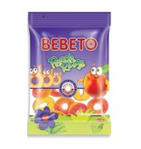 BEBETO Peach Rings (80g)