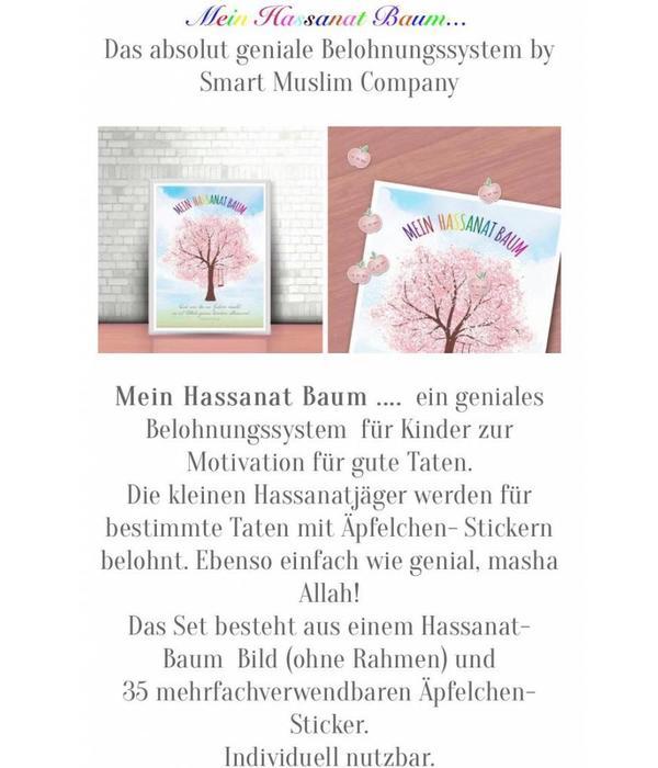 Hassanat Baum-Set
