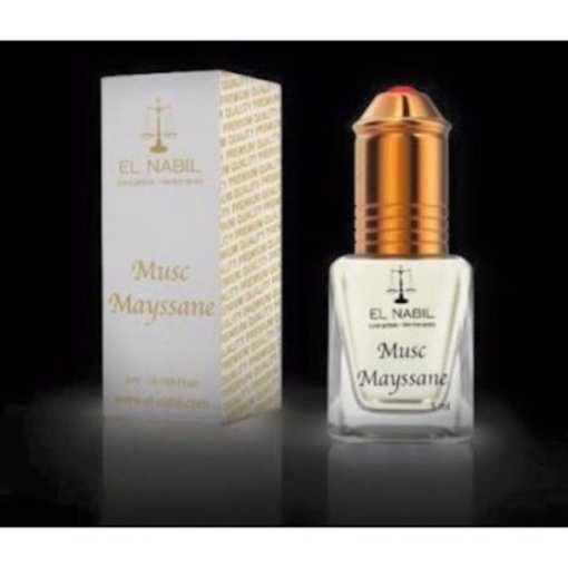 El Nabil - Musk  Mayssane 5ml