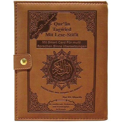 Quran Tagwied mit Lesestift / Read Pen (arabisch)