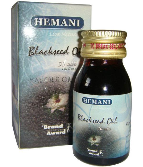 Hemani Blackseed Öl