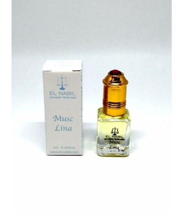 El Nabil - Musc Lina 5ml