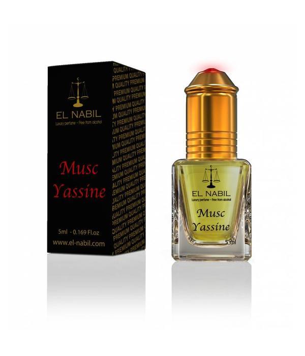 El Nabil - Musc Yassine 5ml