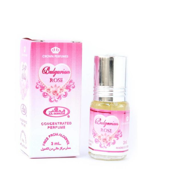 Al Rehab - Bulgarian Rose - 3ml