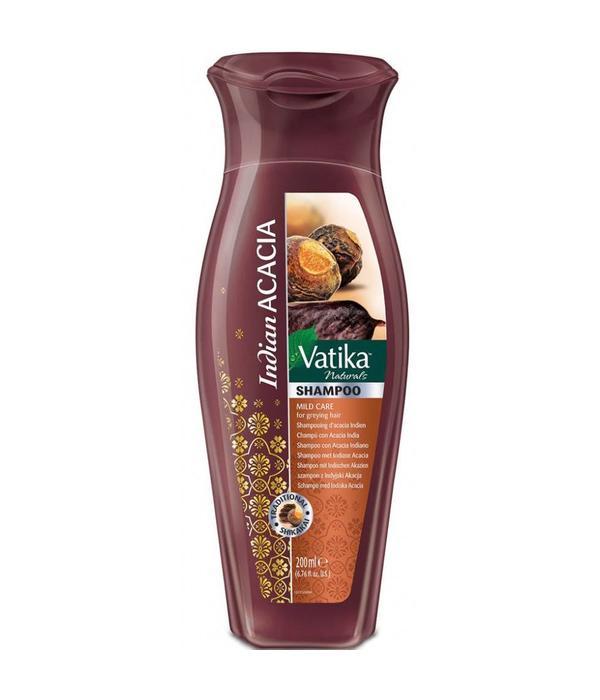 Vatika Indian Acacia Shampoo 200 ml