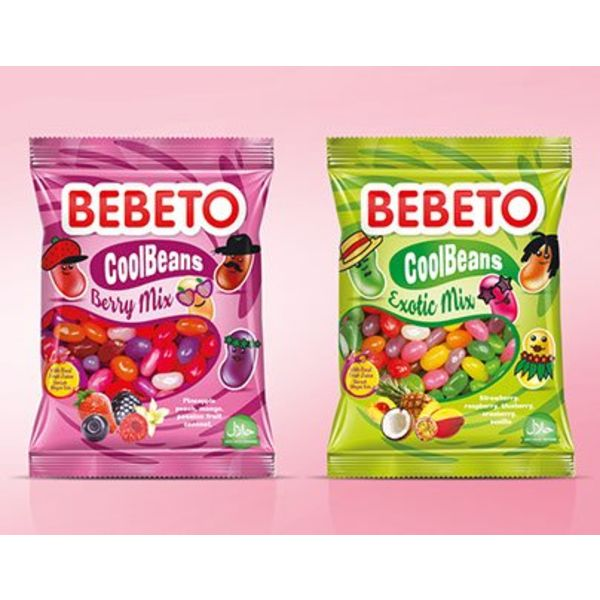 BEBETO cool Beans Beery Mix 60 g