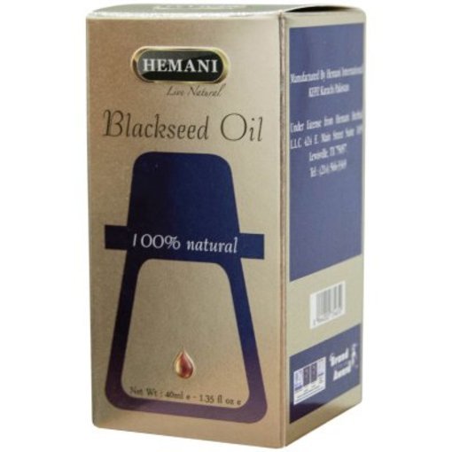 Hemani - Blackseed Oil 40ml