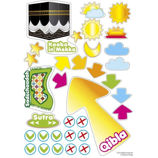 Poster Qibla
