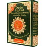 Quran Tagwied in deutscher Sprache und Umschrift
