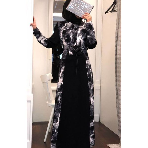 JORDANIEN COLLECTION ABAYA 13