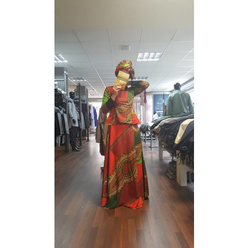 Ansaar Clothing African Collection Women 2